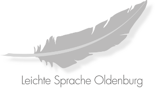 Logo Leichte Sprache Oldenburg